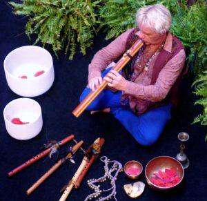 DreamCatcher Native American Flute Meditation with Preston Klik @ Evolve for Inner Peace